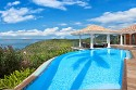 HAPPY BAY VILLA...  wonderful 4BR villa w/ full AC, heated pool!  - Happy Bay Villa, 4BR vacation rental in Happy Bay, St Martin