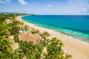 BLUE BEACH VILLA... 4 BR villa on gorgeous white sandy beach! - Blue Beach... 4BR vacation rental on Baie Longue beach, St Martin