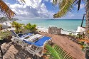 SMART VILLA...Beachfront at Pelican Key 				 - SMART VILLA...3BR beachfront vacation rental in Pelican Key, St Maarten