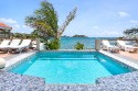 BELL'MARE... Endless visions of blue await you at this affordable oceanfront villa - Bell'Mare, 3BR beachfront vacation rental on Dawn beach, St. Maarten
