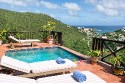 MOONDANCE...Affordable hillside villa with expansive views - Moondance, Ocean View Terrace, St Maarten