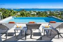 LA SARABANDE...Romantic private 3 BR with gorgeous views of Orient Bay! - La Sarabande...magnificent 180 view over Orient Bay, St Martin