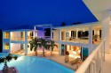 GRAND BLEU... The name says it all! Fabulous 4BR contemporary villa, walk to Plum Baie beach - Grand Bleu ...4 BR luxury vacation rental villa, French St Martin...