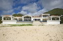 CASA SUNSHINE... Huge 10 BR beach front villa on Guana Bay - Casa Sunshine... beachfront vacation rental on Guana Bay, St Maarten