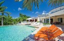 LES PALMIERS BLEUS... Plum Baie beach, Private Tennis, Gym, heated pool! A 5BR  - Les Palmiers Bleus (Blue Palm)5 BR luxury vacation rental villa, French Lowlands, St Martin