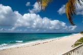 BAIE LONGUE BEACH HOUSE...Irma Survivor!! 3 BR  tropical hideaway directly on Long Beach!
