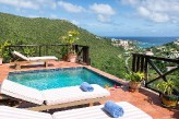 MOONDANCE...Affordable hillside villa with expansive views