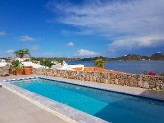 DOLCE DOLCE CASA...breathtaking panoramic views of Simpson Bay Lagoon