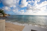 BEAU RIVAGE... Comfortable home on Burgeoux Bay beach, walk to Maho or Simpson Bay beach!