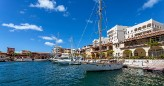 MARINA 360......Porto Cupecoy, overlooking Simpson Bay and the Marina, St Maarten