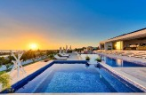 GRANDE AZURE ... Spectacular new modern 5 BR villa! Come and live the good life!!