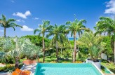 LES PALMIERS BLEUS (BLUE PALM)... Irma Survivor!! Fabulous 3 BR villa, Tennis & Gym! Stay 7 nts & Get 2 Free till Dec 16 + a Free Car!!