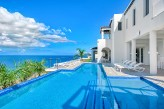 VILLA AMALIA... Spectacular cliffside villa overlooking Guana Bay, modern, elegant, and very cool!