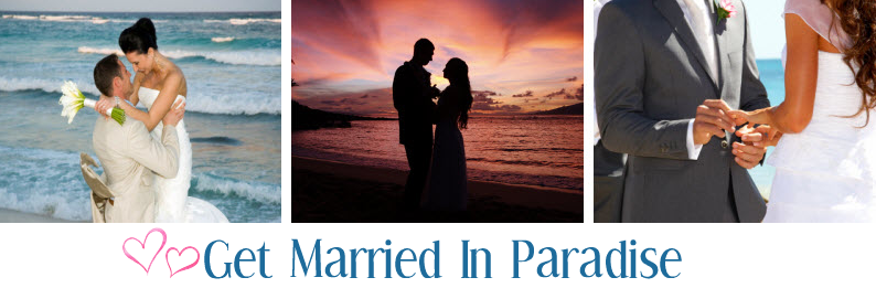Get Married in Paradise